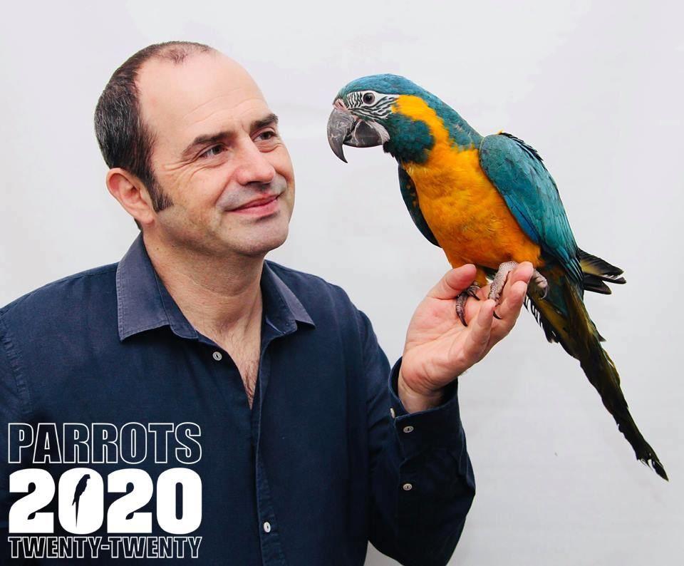 Parrot Society of Australia - Speakers